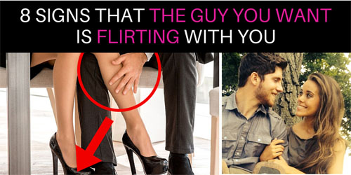 flirting signs he likes you quiz questions answers free