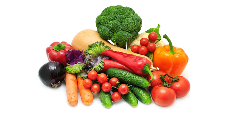 Vegetables that fight abdominal fat