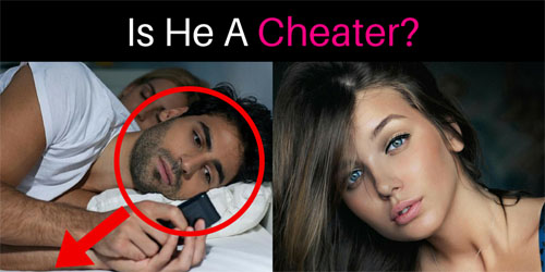 Signs He Is Lying About Cheating