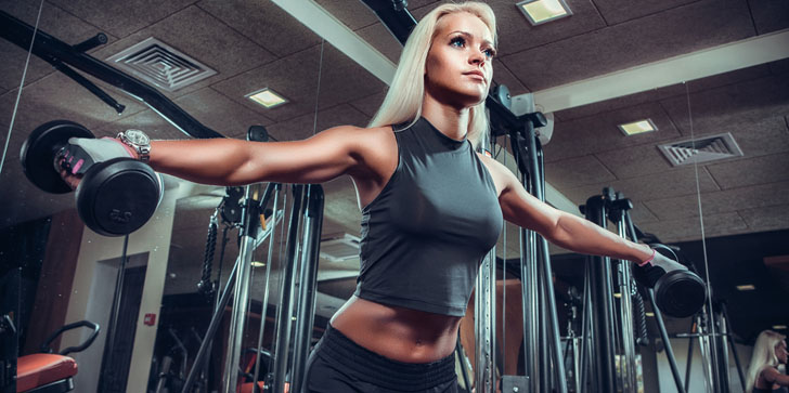 6 Common Female Fitness Myths Exposed