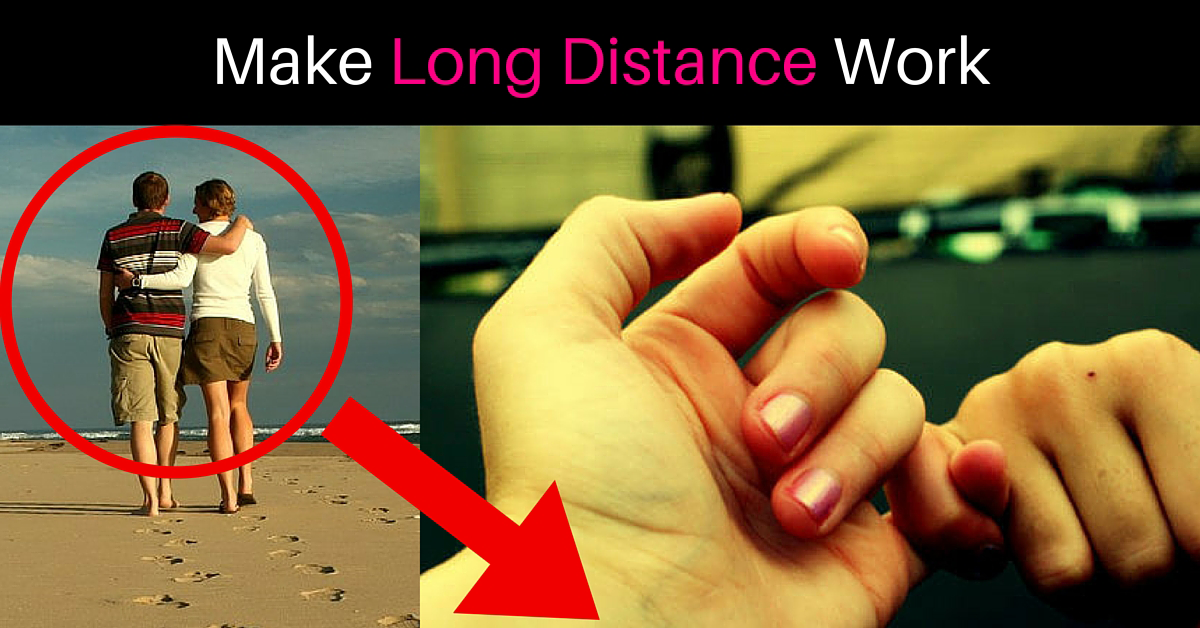 can a long distance relationship in college work