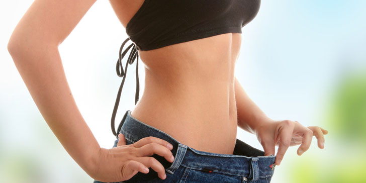 9 Tricks For Getting Rid Of Stubborn Belly Fat For Good (FINALLY)