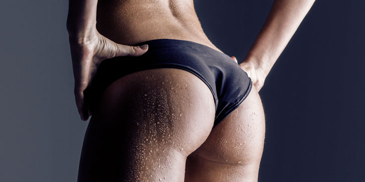 Get The Perfect Posterior With These 9 Super-Efficient Butt Exercises