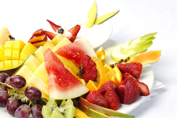 Lose belly fat fruit diet