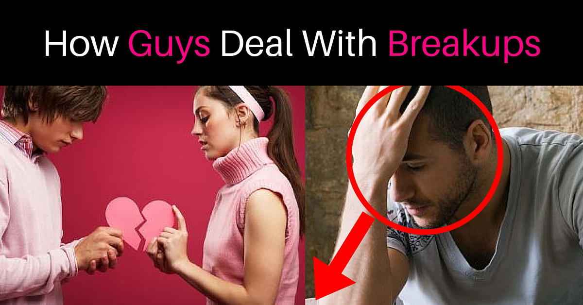Breakups How With Men Do Cope