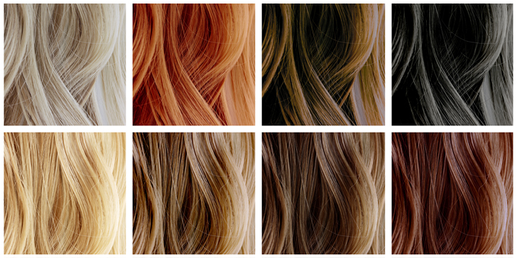 What S The Best Hair Color For Your Skin Tone Quiz