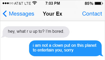 what to do if you still like your ex