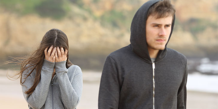 What To Do When Your Boyfriend Starts To Pull Away
