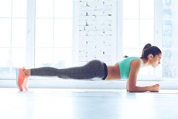 how to get a flat belly fast