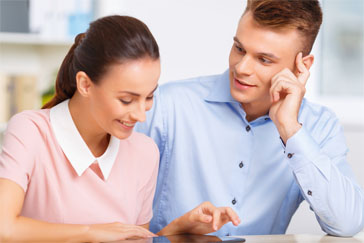 How to tell if a guy likes you at work