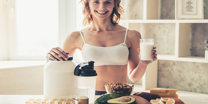 Lose Fat With This High-Protein Diet For Weight Loss