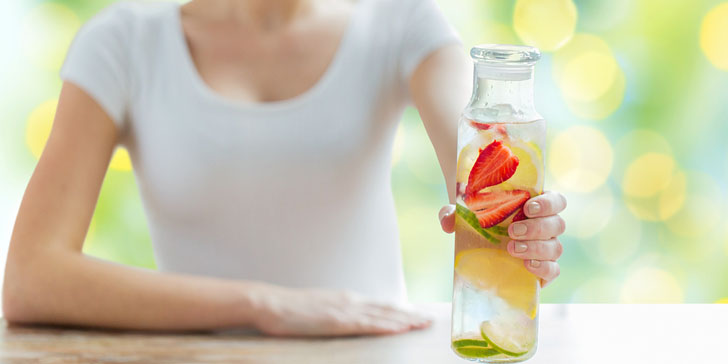 best detox water recipes