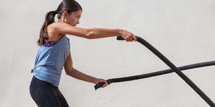 best exercise for toned arms