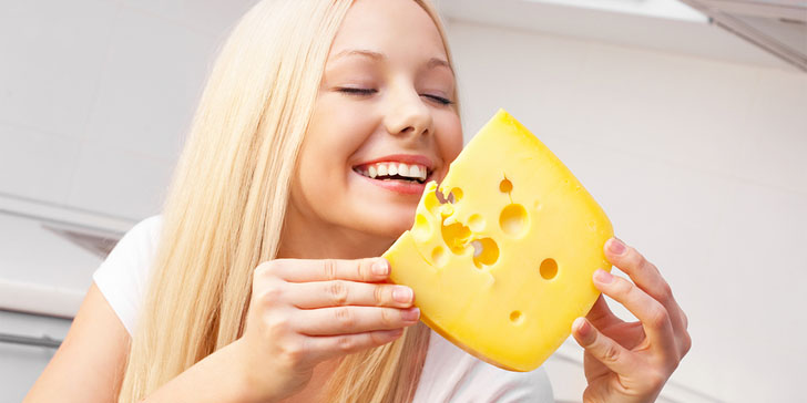 healthiest cheeses to eat