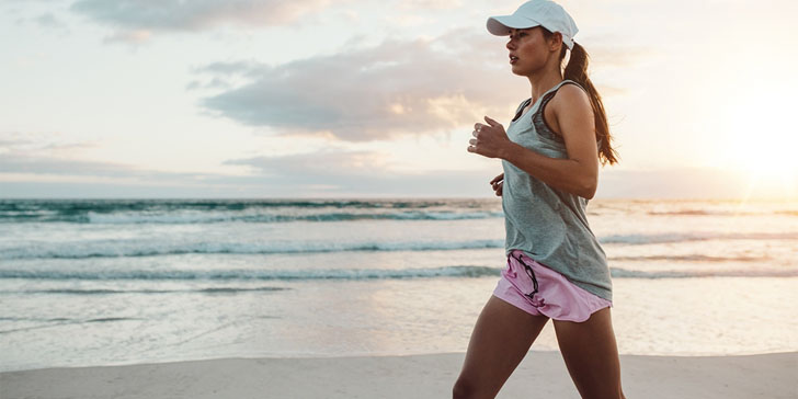 running workout to lose fat fast