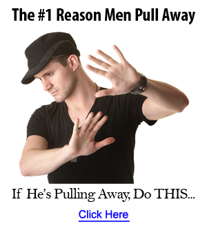 What To Do If He Is Pulling Away
